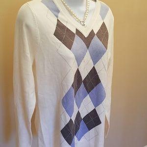 🍁Croft & Barrow sweater